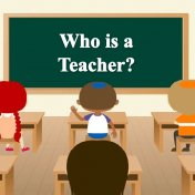who-is-a-teacher